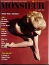 Monsieur February 1967 magazine back issue