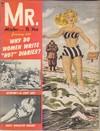 Mr. January 1953 magazine back issue