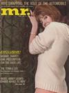 Mr. April 1965 magazine back issue