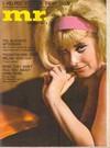 Mr. September 1965 magazine back issue