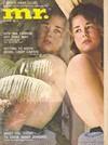 Mr. November 1965 magazine back issue