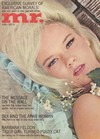 1967 back issues of mr. magazine hottest 60s pornstars pinup girls spread wide erotic all natural wo Magazine Back Copies Magizines Mags