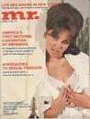 Mr. April 1971 magazine back issue