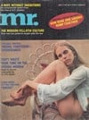 Mr. July 1975 magazine back issue