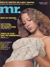 Mr. January 1976 magazine back issue