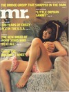 Mr. December 1976 magazine back issue