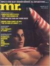 Mr. January 1977 magazine back issue