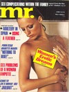 Mr. June 1977 magazine back issue