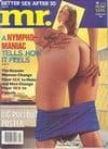 Mr. February 1984 magazine back issue