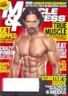 Muscle & Fitness January 2014 magazine back issue