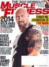 Muscle & Fitness March 2014 magazine back issue