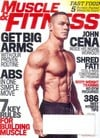 Muscle & Fitness April 2014 magazine back issue