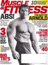 Muscle & Fitness November 2014 magazine back issue