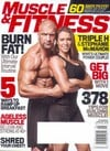 Muscle & Fitness December 2014 magazine back issue