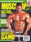 Muscle Mag February 2012 magazine back issue