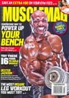 Muscle Mag March 2012 magazine back issue