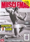 Muscle Mag August 2012 magazine back issue