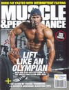 Muscle & Performance May 2014 magazine back issue cover image