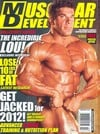 Muscular Development February 2012 magazine back issue
