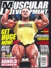Muscular Development April 2012 magazine back issue