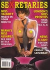 Nasty Housewives # 11 - Sexretaries, 2009 magazine back issue