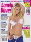 Nasty Housewives # 55, 2013 - Lonely Wives magazine back issue