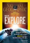 National Geographic January 2013 magazine back issue