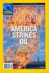 National Geographic March 2013 magazine back issue cover image