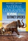 National Geographic April 2013 magazine back issue cover image