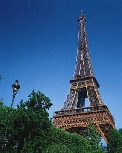 Eiffel Tower 1000 Pieces Jigsaw Puzzle manufactured by Nathan Puzzles # 874729 eiffeltower1000