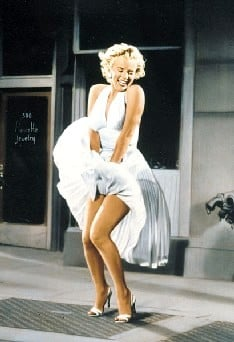 nathan marilyn monroe, 1000 pieces jigsaw puzzle, gorgeous marilyns famous photo marilyn-monroe-nathan-puzzle