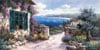 2000 Pieces Jigsaw Puzzle manufactured by Nathan Puzzles # 878550 Mediterranean View by Vincent