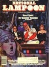 National Lampoon September/October 1988 magazine back issue cover image