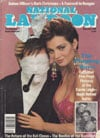 National Lampoon December 1988 magazine back issue cover image