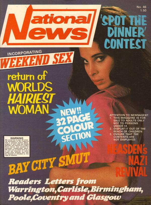 National News # 46 thumbnail