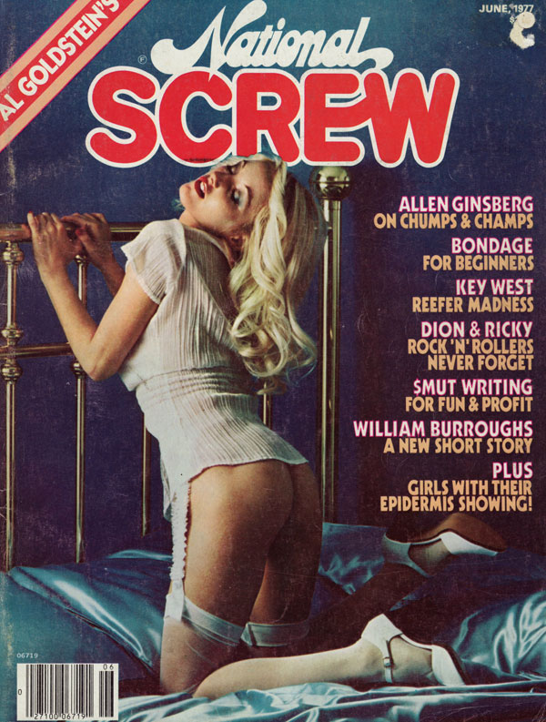 Screw sex review back issues