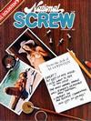 National Screw February 1977 magazine back issue