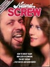 National Screw March 1977 magazine back issue cover image