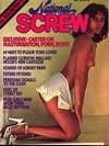 National Screw May 1977 magazine back issue