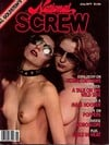 National Screw July 1977 magazine back issue