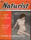 Naturist July 1961 magazine back issue cover image