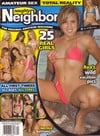 Naughty Neighbors November 2007 magazine back issue