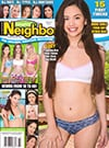 Naughty Neighbors March 2016 magazine back issue cover image