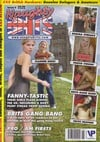 Naughty Brits # 6 magazine back issue cover image