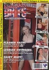 Naughty Brits # 7 magazine back issue cover image