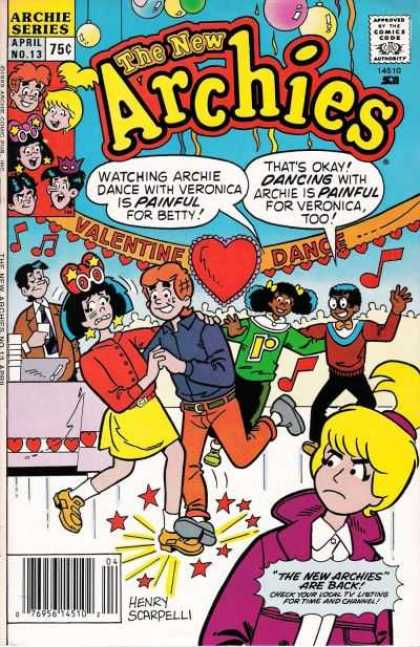 New Archies A1 Comix Comic Book Database