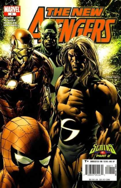New Avengers A1 Comix Comic Book Database