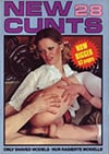 New Cunts # 28 magazine back issue cover image