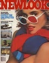 Newlook January 1986 magazine back issue cover image
