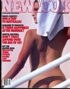 Newlook by Penthouse April 1986 magazine back issue